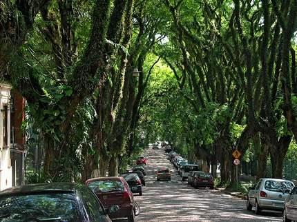Rua Gonçalo de Carvalho, Patrimônio Histórico, Cultural e Ambiental de Porto Alegre (decreto de 05/06/2006)