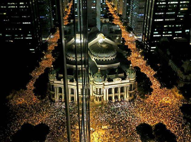 Rio de Janeiro, 17 de junho de 2013