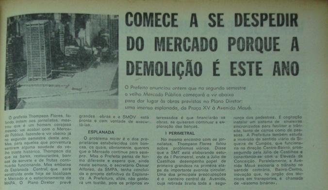 Folha da Manhã, 23 de maio de 1972, pág. 35